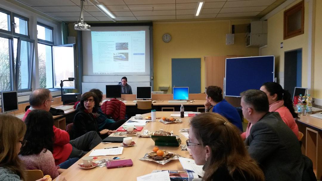 """Koordinatorentreffen des Erasmus+-Projektes """"(Attr)active Schools"""""""