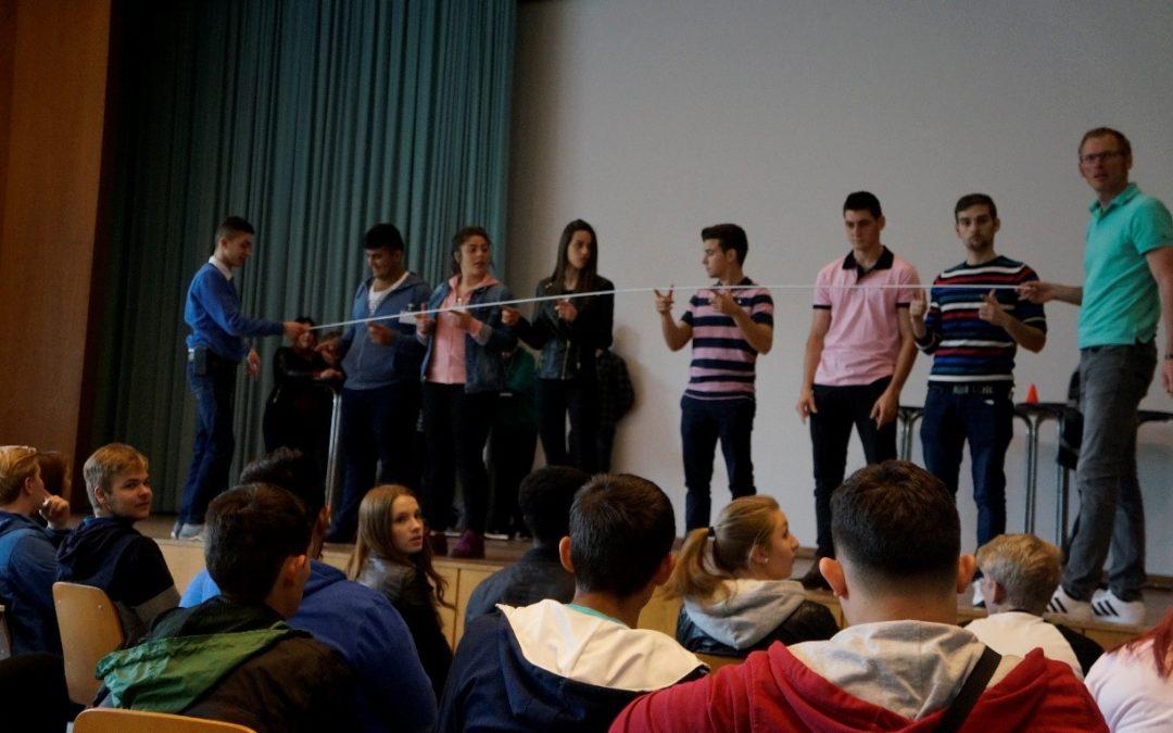 """Erstes Projekttreffen von """"(Attr)active Schools"""""""