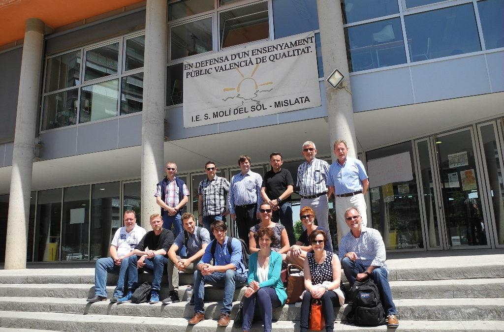 """Erasmus+ """"Stradrops"""" in Valencia"""