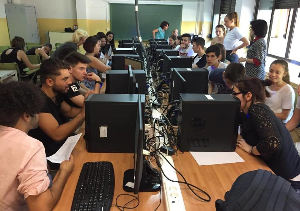 (Attr)active Schools: Projektfahrt nach Albacete