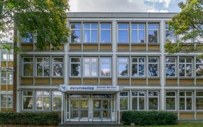 Schulbüro geschlossen
