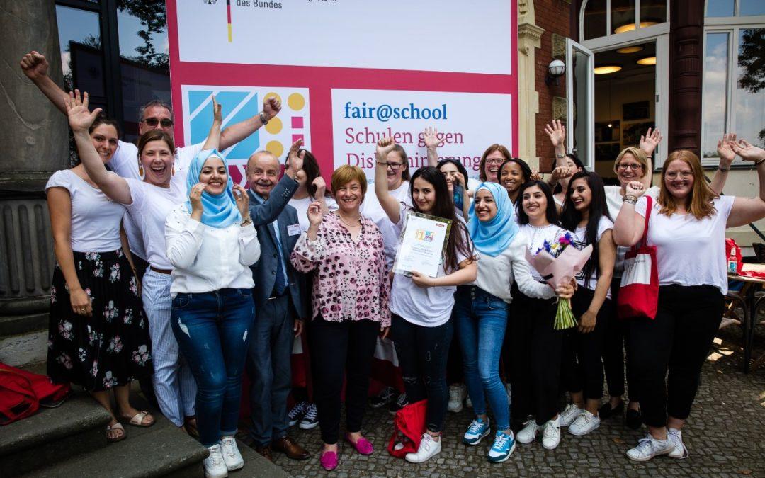 Wir sind die fairste Schule Deutschlands