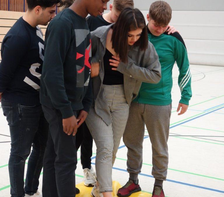 """Projekttag """"Gemeinsam aktiv gegen Stress"""" 2.0"""